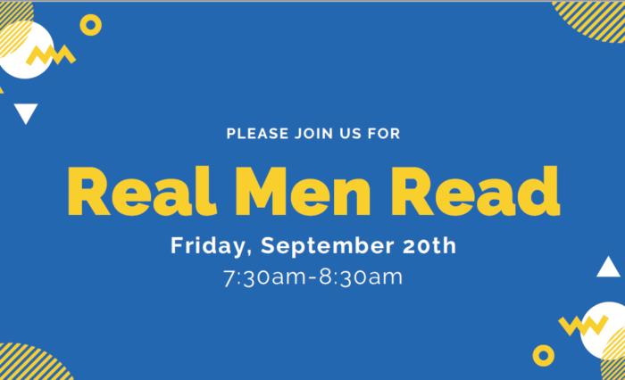 Real Men Read